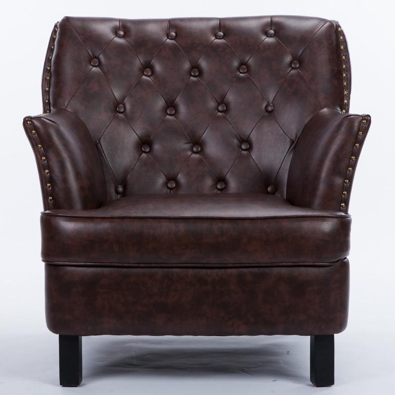 【韵奇沙发 1681】韵奇客厅家具欧式复古沙发咖啡厅