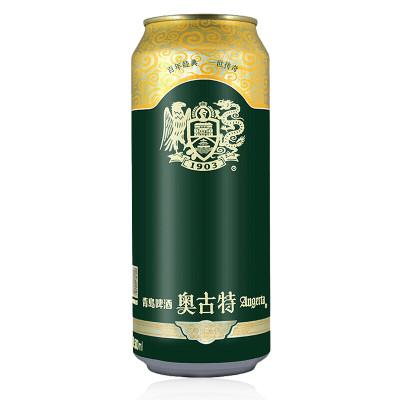 8听礼盒装 青岛啤酒(tsingtao)奥古特12度500ml*8听/礼盒装