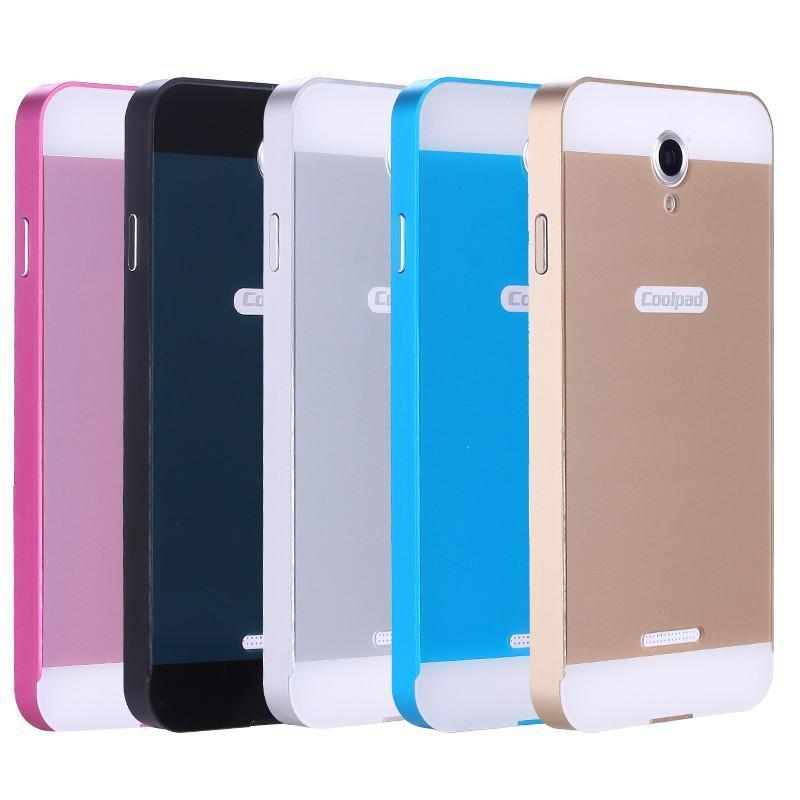 酷派y75手机套 酷派y75手机壳 酷派y76金属边框 y80d手机壳 保护外壳