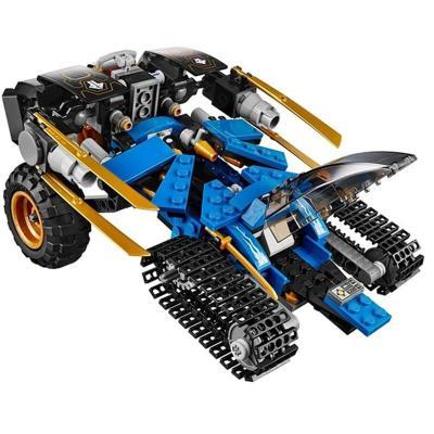 正品博乐10222儿童拼装积木机器人玩具幻影忍者雷霆突击队寇和杰益智