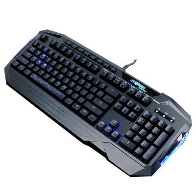 新盟 炼狱狂蛇kb02 机械键盘红轴 有线 游戏机械键盘
