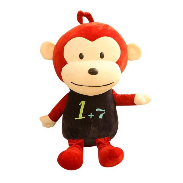【安吉宝贝(anjibaobei)毛绒公仔】可爱毛绒玩具猴子