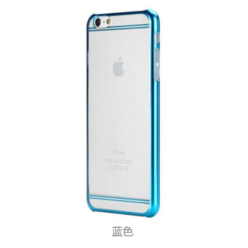 iphone6边框保护套超薄圆弧苹果6手机壳4