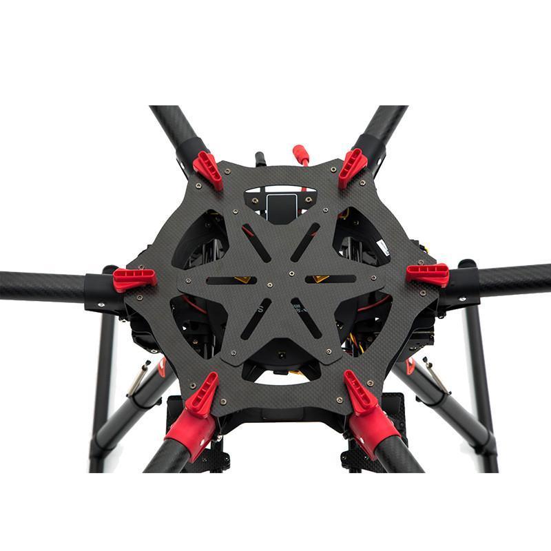 大疆dji s900 专业 六轴 航拍飞行器 航拍飞机 s900 wkm高清实拍图