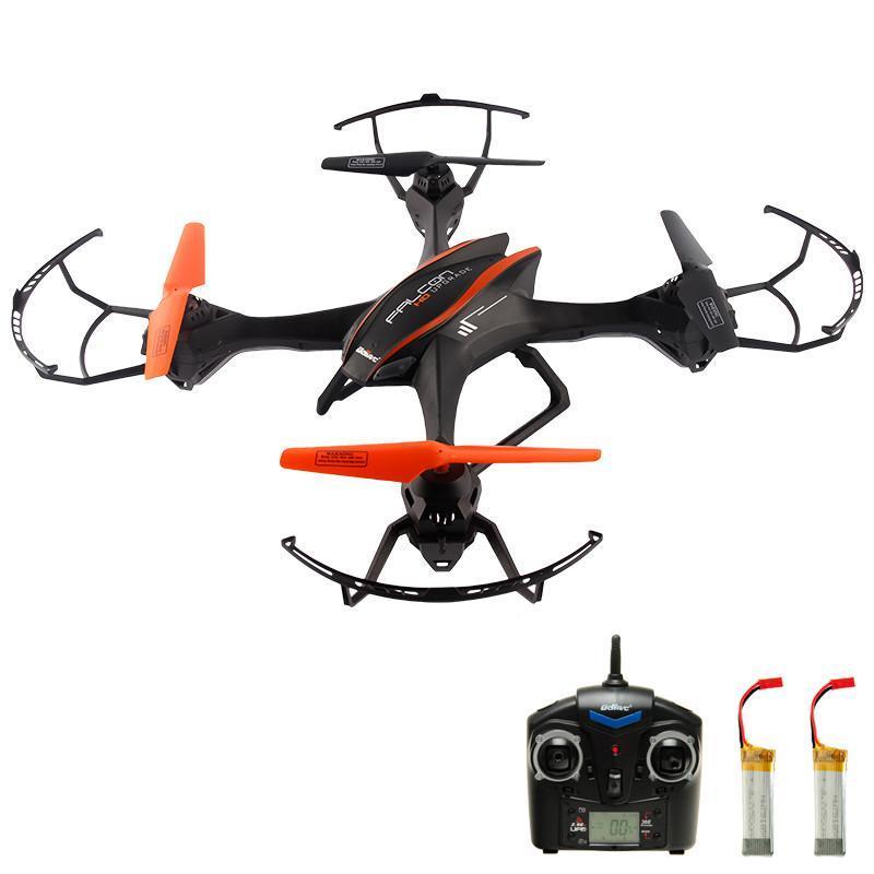 优迪u818s 四轴飞行器遥儿童航模遥控飞机玩具直升机 充电 黑色2块