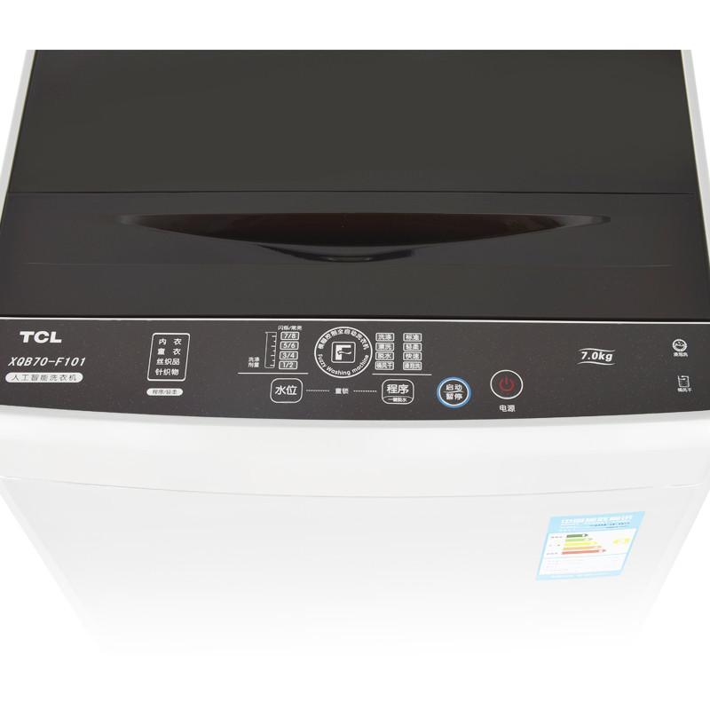 金立f101�biˮZ;0_tcl 波轮洗衣机 xqb70-f101 咖啡金