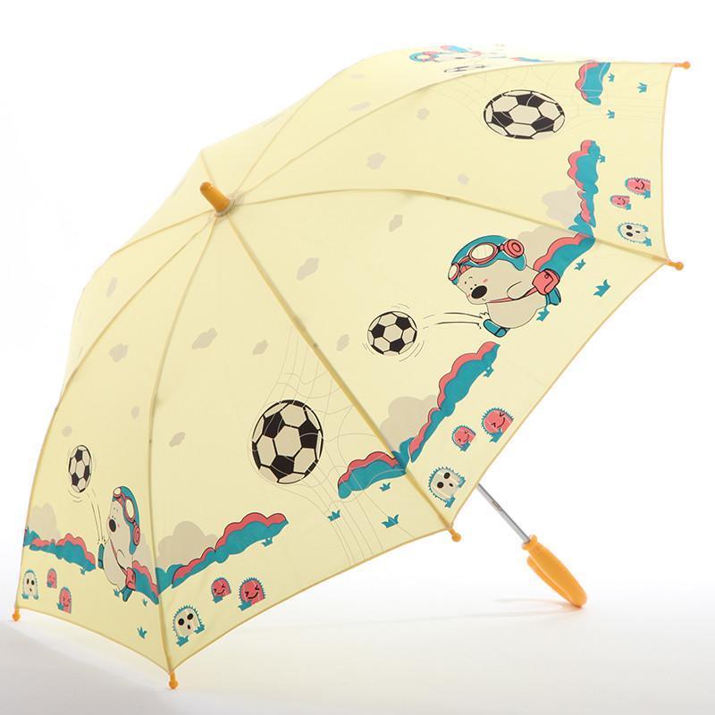 男女小孩晴雨伞