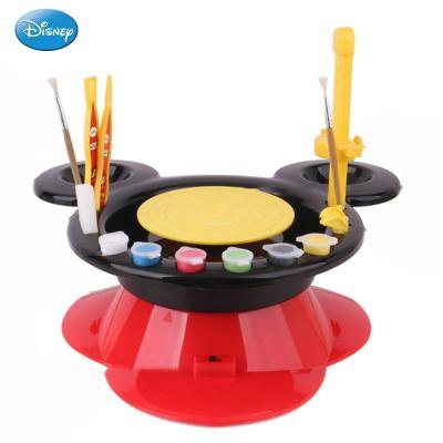 机套装电动diy手工陶泥工坊儿童玩具