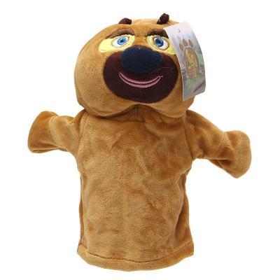 宝诚达可爱多款动物手偶布娃娃嘴巴能动毛绒玩具安抚玩偶儿童节日礼物