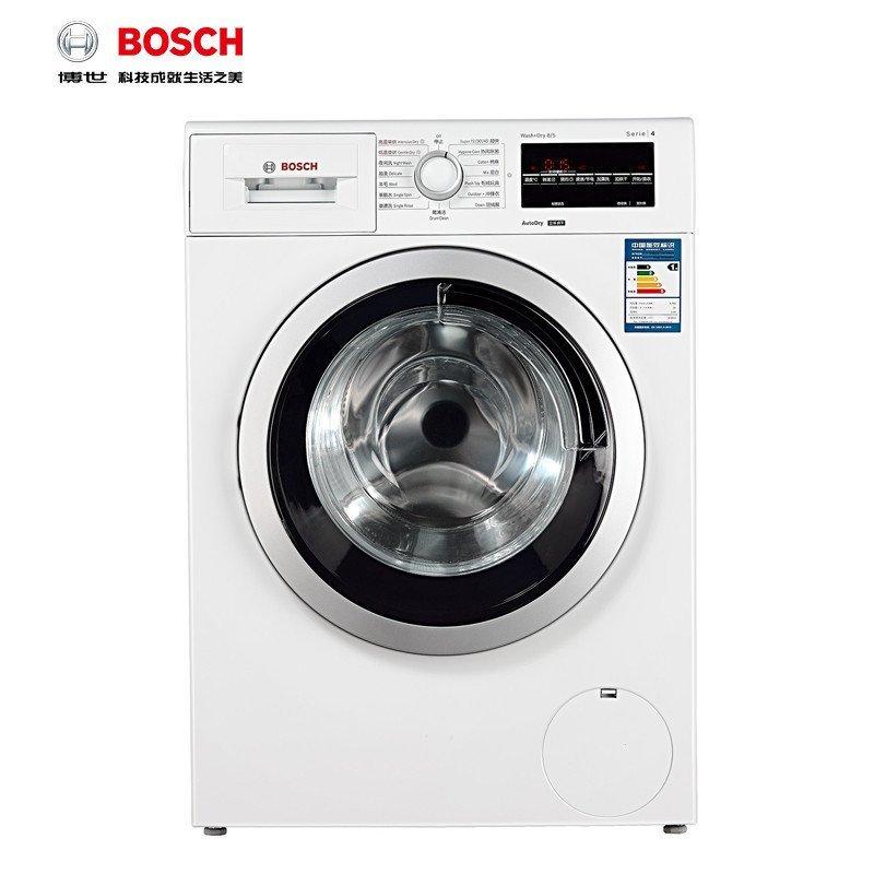 博世洗干机XQG80-WDG244601W
