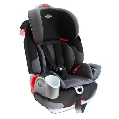 graco美国葛莱graco鹦鹉螺五点安全带固定8j58cacn儿童汽车安全座椅