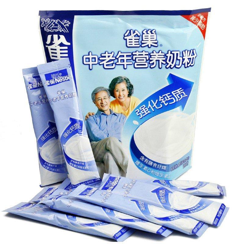 【雀巢(Nestle)系列】Nestle雀巢中老年营养奶