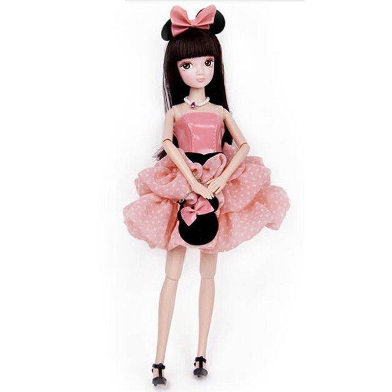 可儿娃娃套装甜美可爱系列6103 61046105女孩玩具礼物儿童b 6087 经典