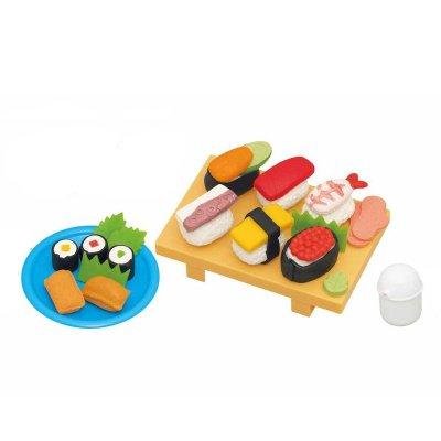 寿司 彩泥步骤图片