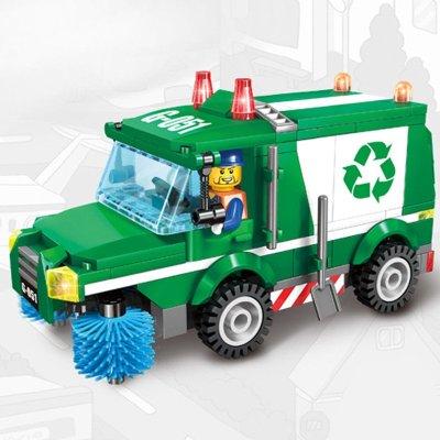 废品手工制作益智玩具