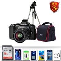 奥林巴斯(OLYMPUS) E-M5 微单相机 (12-50mm) EM5 礼包版