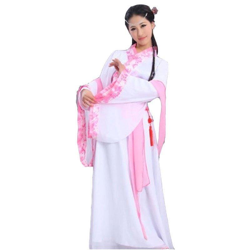 【攀徒系列】汉服古装服装了脸红美女仙女女装汉服古代图片