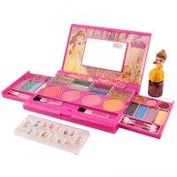 迪士尼公主化妆品粉色可爱儿童笔记本化妆盒儿温州v公主小学瓯海图片