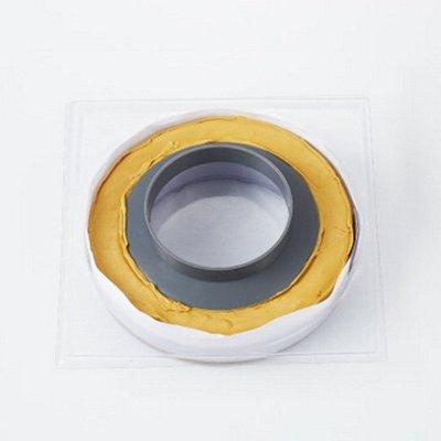 科勒kohler马桶安装配件k-1139452原装黄油法兰密封