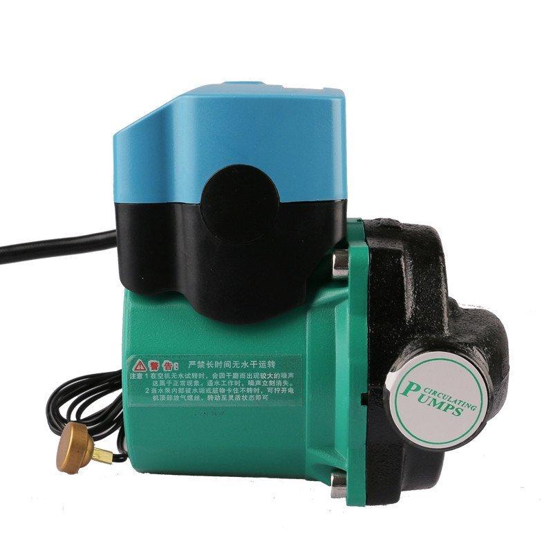 臣源家用暖气循环泵地暖热水管道增压泵静音温控循