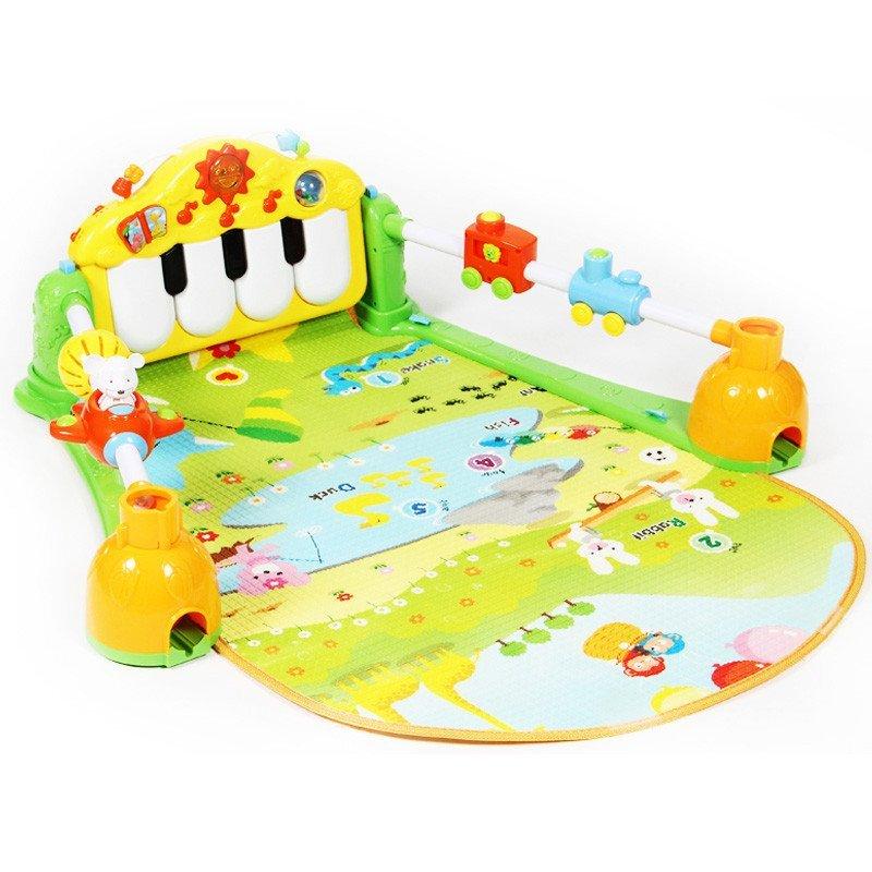 【谷雨(goodway)系列】谷雨婴儿玩具健身架