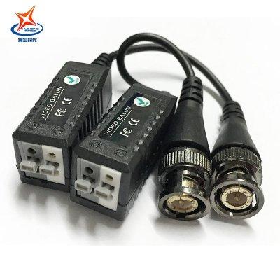 网线传输视频信号 双绞线视频接头