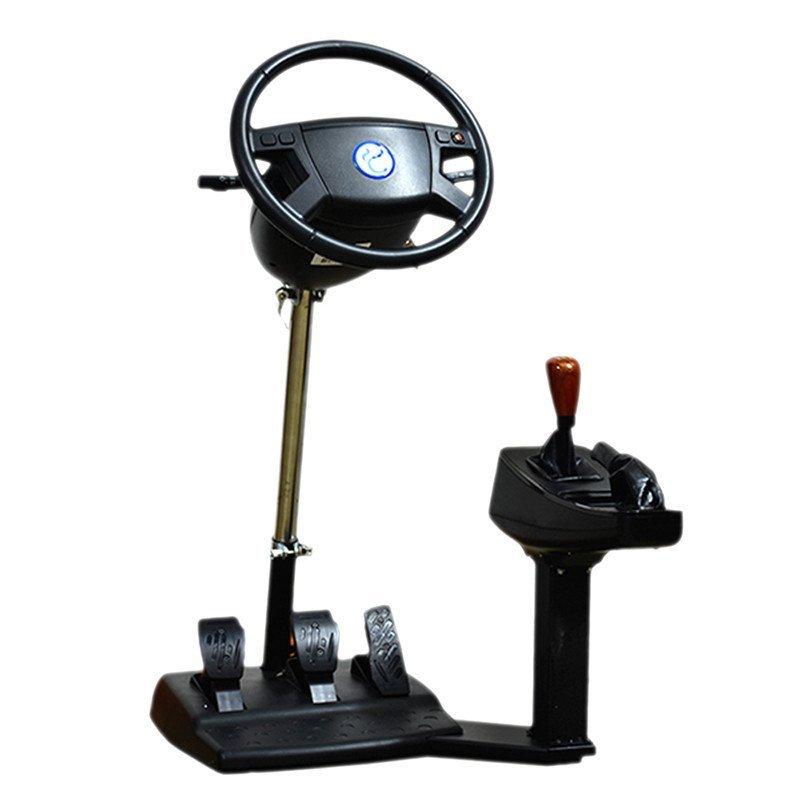 友友车友全能版汽车驾驶学习机汽车模拟训练机汽车模拟驾驶游戏机赛车
