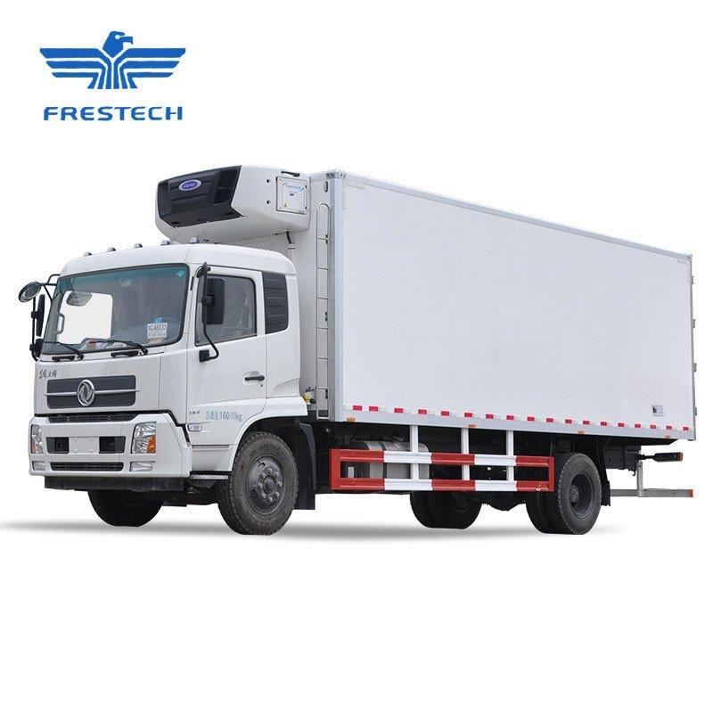 8�]x�o6�n �_东风天锦6.8米冷藏车(xkc5162xlcb4) 白色高清实拍图