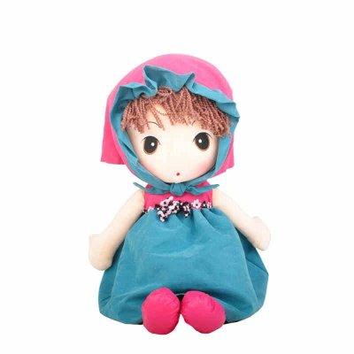 正版菲儿布娃娃毛绒玩具公仔儿童卡通创意玩偶小女孩生日新年礼物