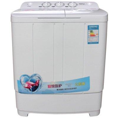 熊猫925双桶洗衣机拆卸图解