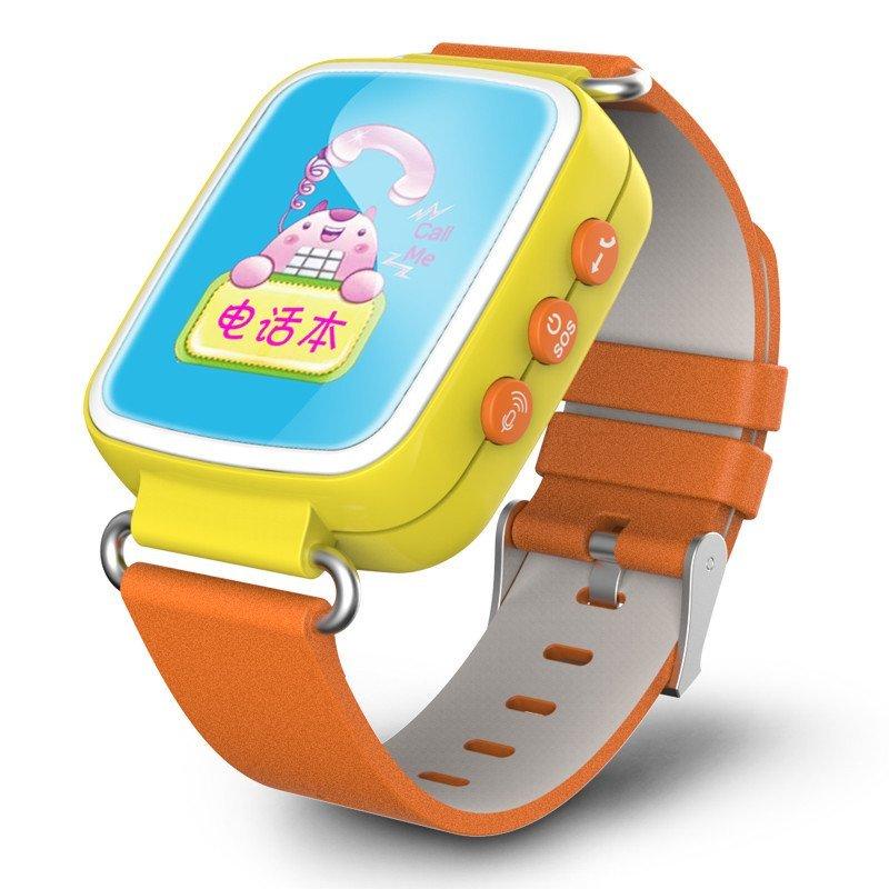 qike柒客智能手表定位小天才儿童电话手表手机可插卡360度关爱学生