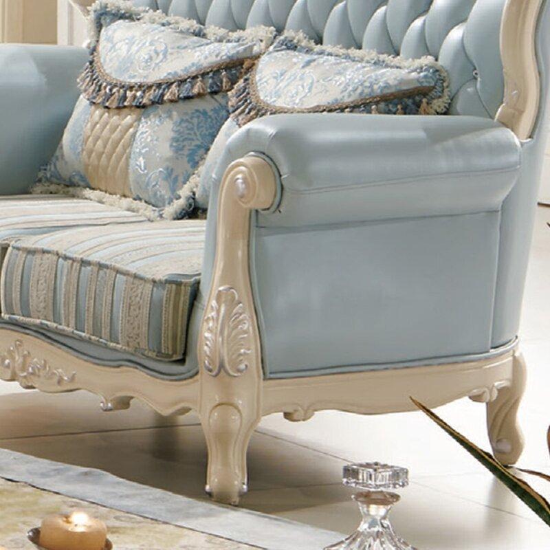 沙发 欧式实木雕花沙发