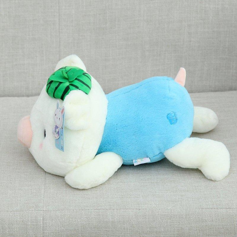 名人玩偶 正版可爱水果小猪毛绒玩具公仔布娃娃 儿童礼品生日礼物