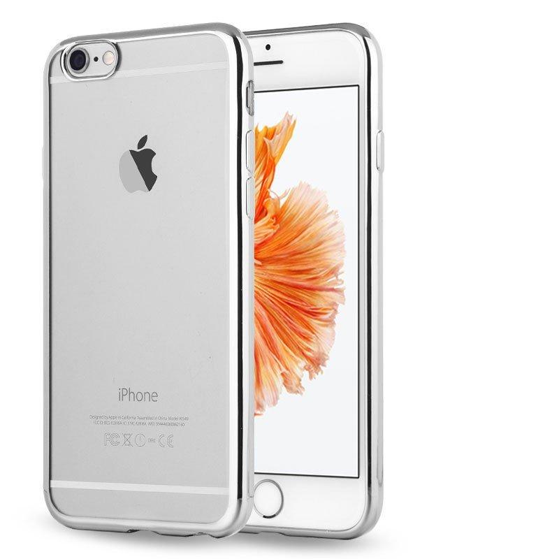 超薄iphone6splus手机壳5.5寸软硅胶透明苹果4.7寸6保护套潮新4.服装店衣撑子图片