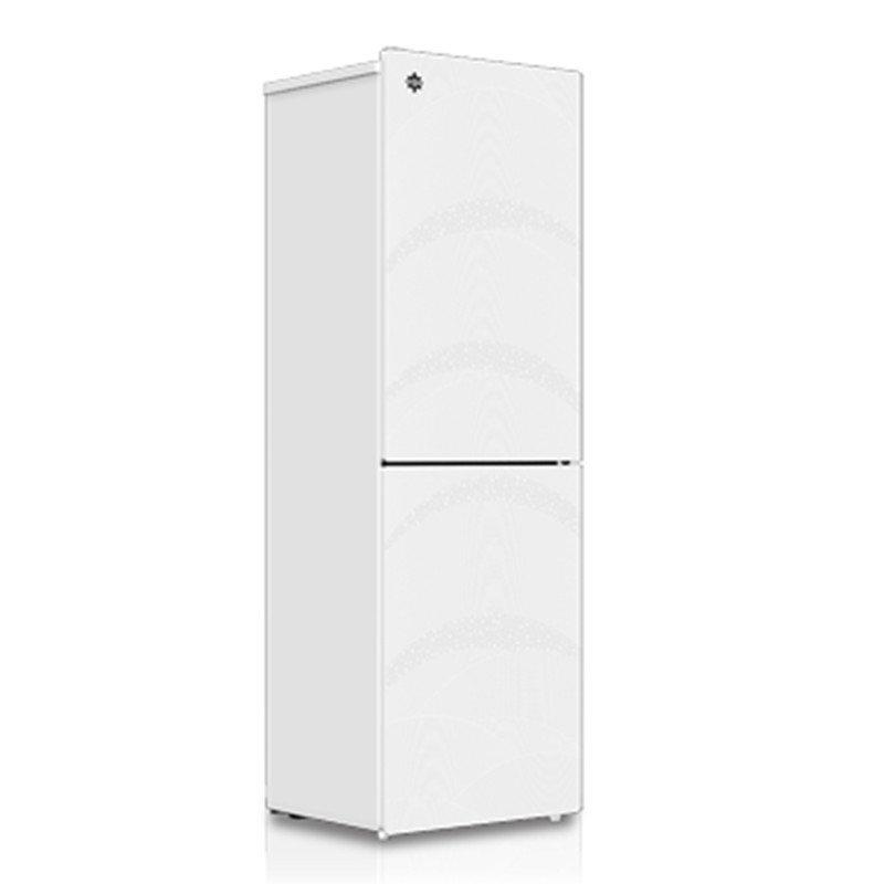 晶弘冰箱BCD-208GK/天香白