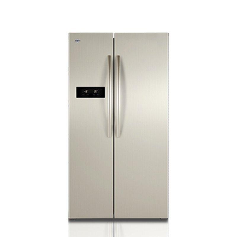 晶弘冰箱BCD-601WEDC/金拉丝