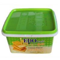 威果 EDO 柠檬味 蓝莓味 芝士味饼干 600g*3