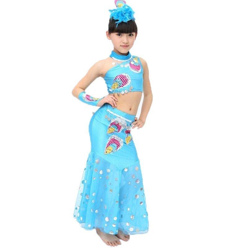 六一演出换衣服的视频110_12岁女孩跳六一儿童节的衣服