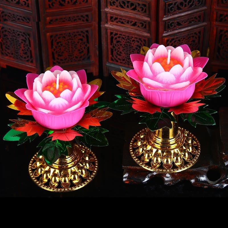 莲花表情包佛教分享展示图片