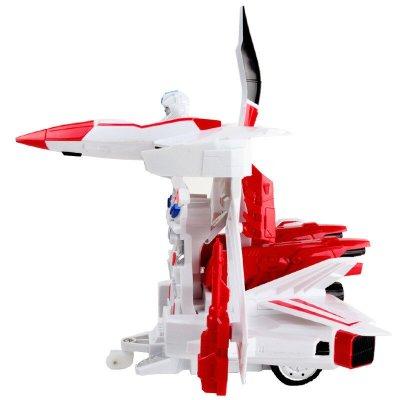 变形遥控变形机器人充电动正版玩具汽车