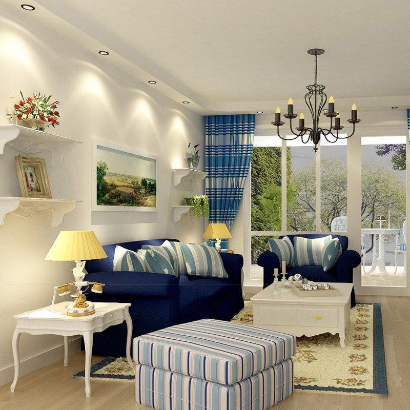 塞纳春天 整体家装装修设计室内全案施工房屋装修 创意家装—固安599