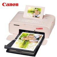 佳能(Canon)CP1200 手机无线照片打印机 家用