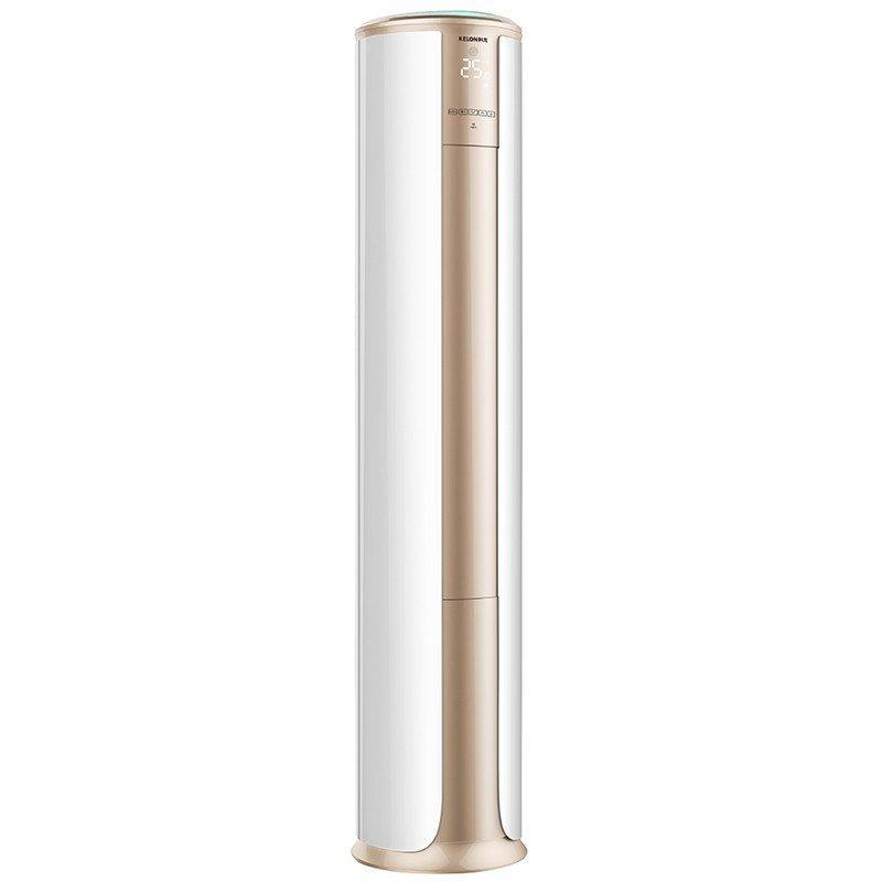 科龙(kelon) 2匹 智能 空调柜机 二级 kfr-50lw/vif-n2(2n14)高清实拍