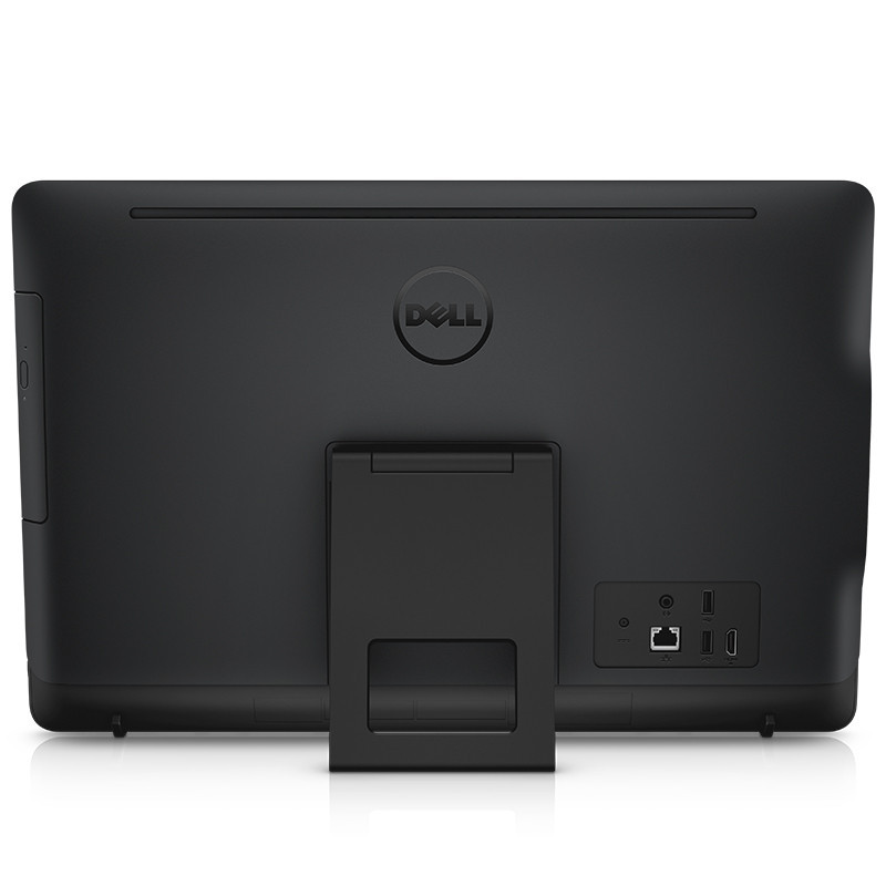 5英寸一体机电脑(a6-7310 8g 1t dvd 三年上门)黑