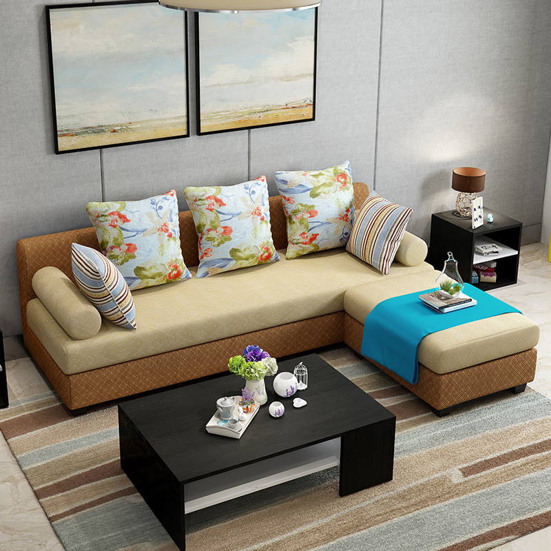 奥弗尔 沙发 布艺沙发 免洗沙发 懒人沙发 小户型沙发