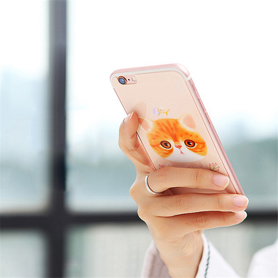 8thdays可爱宠物狗狗猫咪全屏前后膜iphone6 6splus贴膜钢化玻璃 比熊