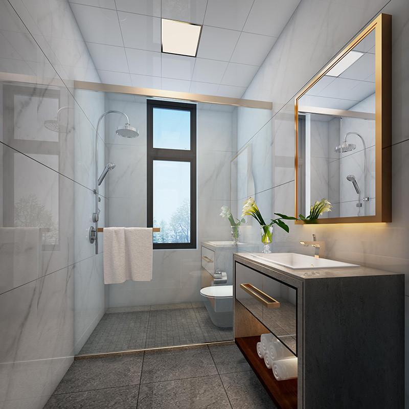 塞纳春天 卫生间包装修瓷砖浴霸局部整体翻新改造装修设计主材施工