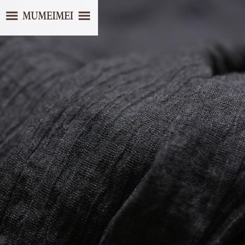 设计师春秋新款文艺薄款时尚立领纯棉修身长袖衬衫男 l 灰色高清实拍