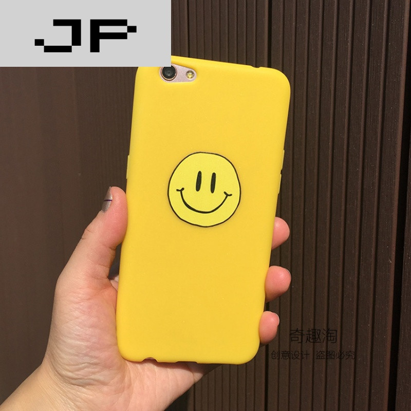jp潮流品牌韩国顽皮豹oppor9s手机壳r9splus男女款潮挂绳软壳粉红豹保