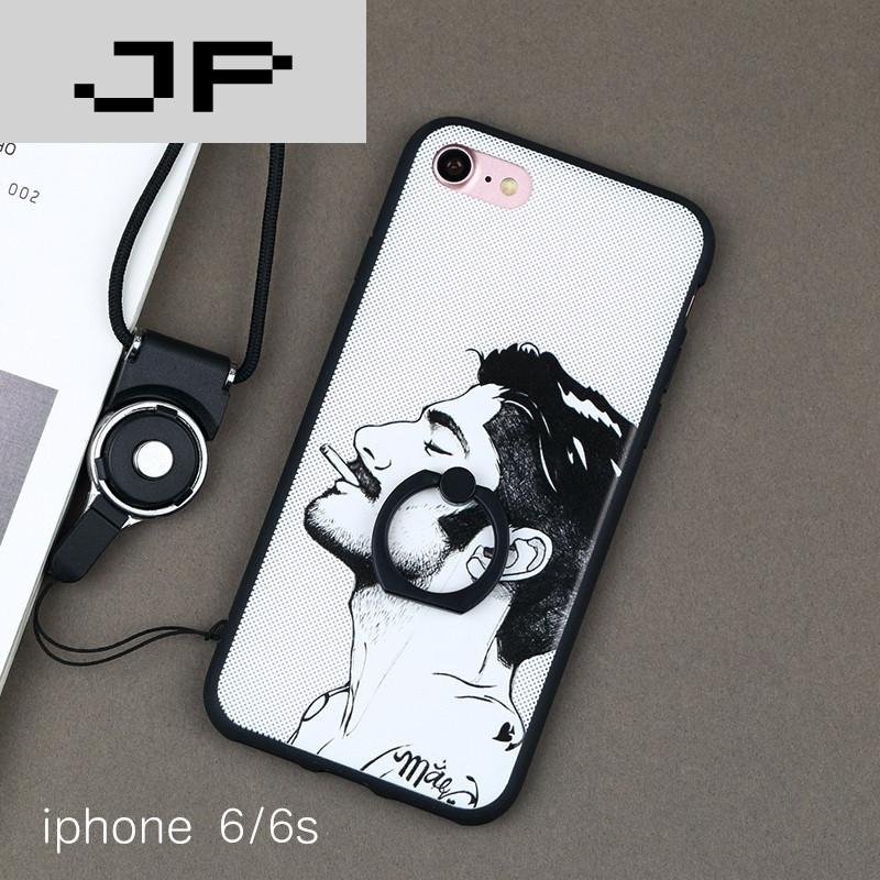 JP苹果手机潮流6手机壳iphone6s保护套plus指华为荣耀品牌难抢购吗图片